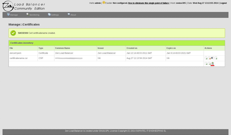 Manage certificates with zen load balancer zevenet buy certificate 1betcityfo Gallery