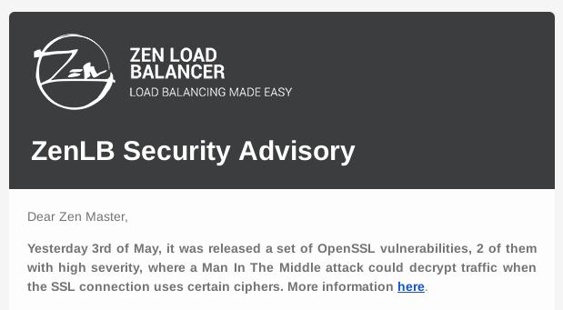 ZSecAdv OpenSSL 3rd May