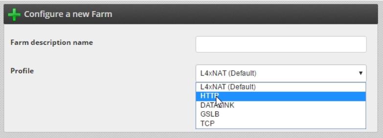 Odoo HTTP load balancing farm