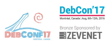 Zevenet sponsors DebConf 17