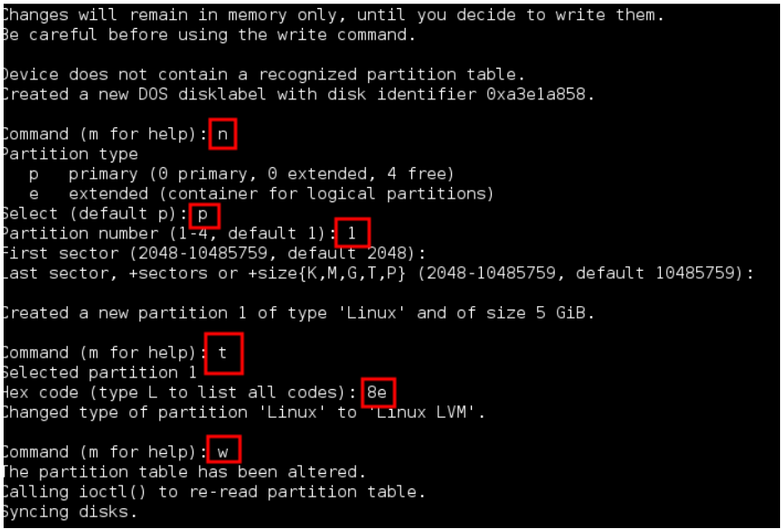 resize fs virtual disk adc with lvm