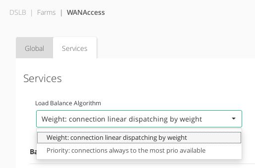 zevenet dslb service load balancing