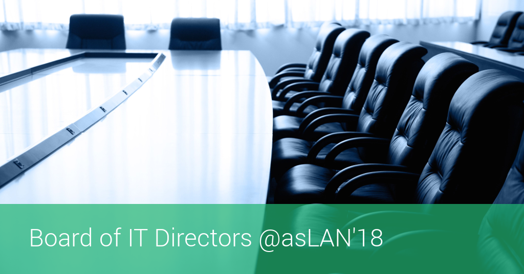 Zevenet at asLAN Board of IT directors
