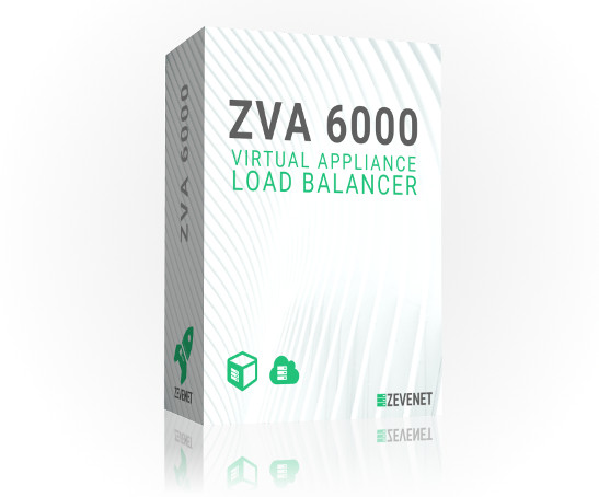 ZVA6000 Virtual Appliance Load Balancer